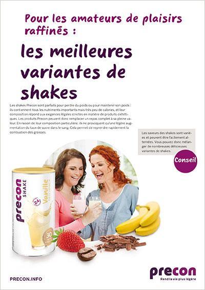 shake variationen-FR