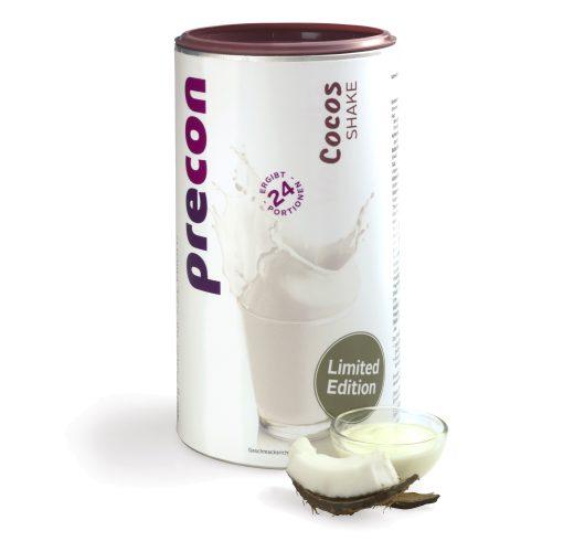 Shake à la noix de coco