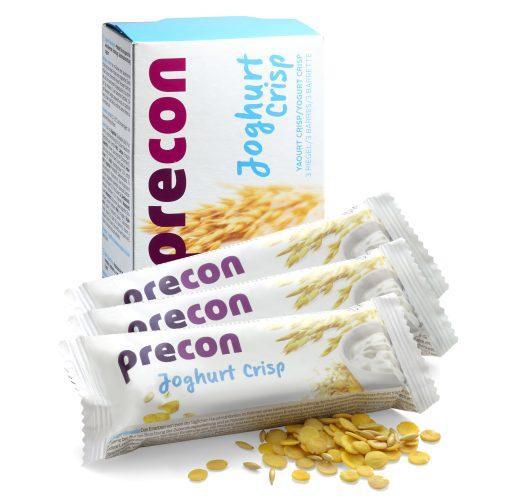 Barre de céréales au yaourt